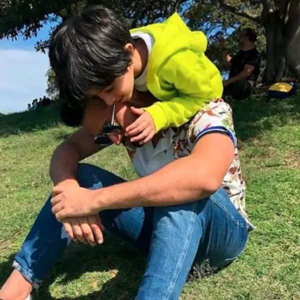 Father-son bond