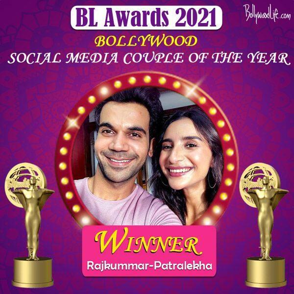 Social Media Couple of the Year - Rajkummar-Patralekha