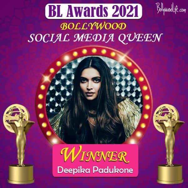 Social Media Queen - Deepika Padukone