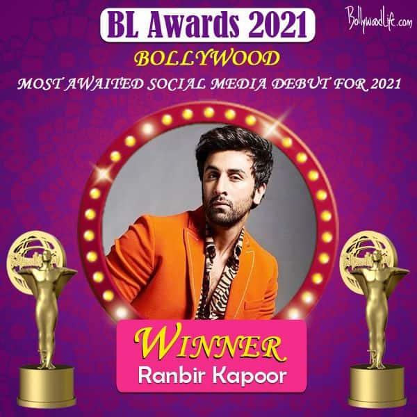 Most Awaited Social Media Debut for 2021 - Ranbir Kapoor