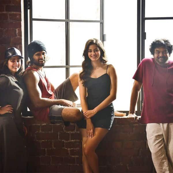 Vijay Deverakonda on working with Ananya Panday in Liger