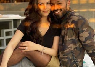 Hardik Pandya wishes Natasa Stankovic on her birthday with an adorable post