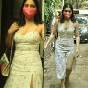 It's Expensive: Bhumi Pednekar's floral printed bag from Gucci costs a bomb