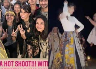 Jacqueline Fernandez shares her fond memories as she wraps up Bachchan Pandey shoot in Jaisalmer — view pics