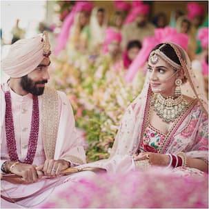 Jasprit Bumrah marries Sanjana Ganesan, puts all speculations to rest – view pics