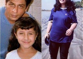 This is what Shah Rukh Khan's little costar, Jhanak Shukla, from Kal Ho Naa Ho is up to now — view pics