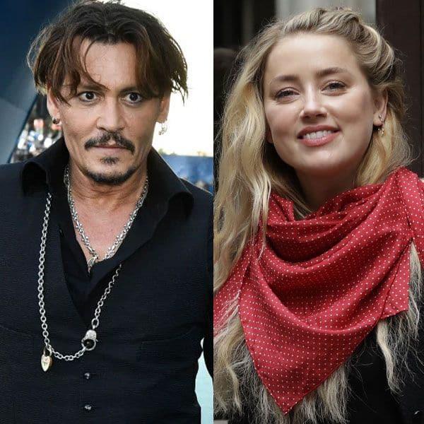 Johnny Depp-Amber Heard
