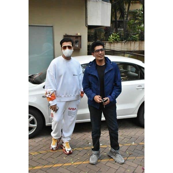 Karan Johar, Manish Malhotra