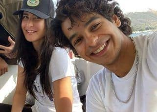 Katrina Kaif REVEALS Phone Bhoot co-star Ishaan Khatter cheated with her leaving her upset
