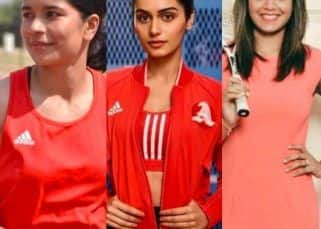 Prithvirag debutante Manushi Chhillar unites with squash sensation Dipika Pallikal and boxing prodigy Nikhat Zareen for a special project