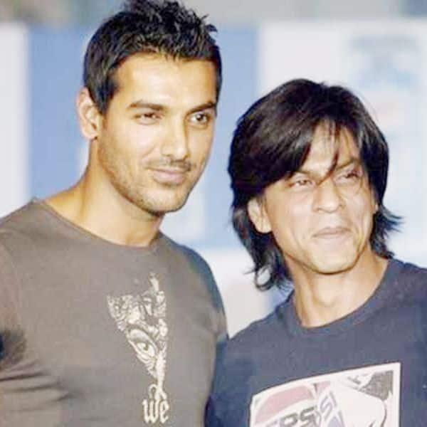 Shah Rukh Khan-John Abraham in Pathan