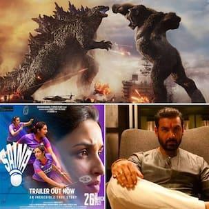 Box Office report: Godzilla vs Kong remains super-strong, Mumbai Saga continues to fall, Saina is a washout