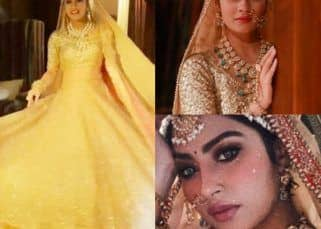 Kuch Toh Hai: Naagin Ek Naye Rang Mein actress Krishna Mukherjee's bridal avatar is too pretty – view pics