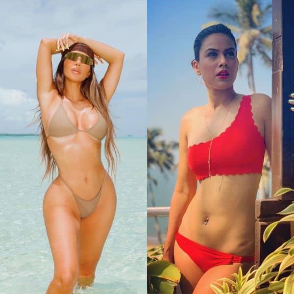 Nia Sharma is inspired by Kim Kardashian