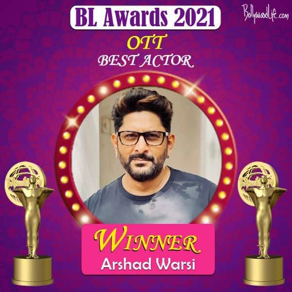 Best Actor – Arshad Warsi (Asur)