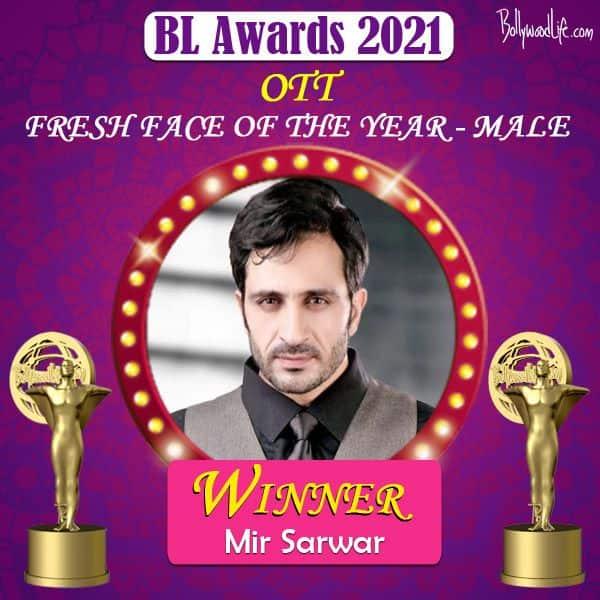 Fresh Face of the Year – Male – Mir Sarwar