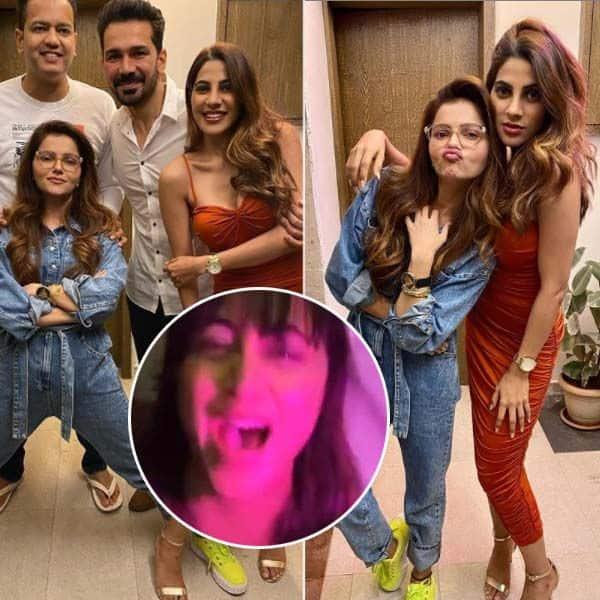रुबीना दिलाइक (Rubina Dilaik) की हाउस पार्टी में इन सितारों ने मचाया धमाल