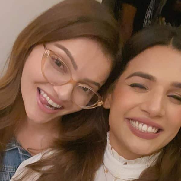Naina Singh and Rubina Dilaik