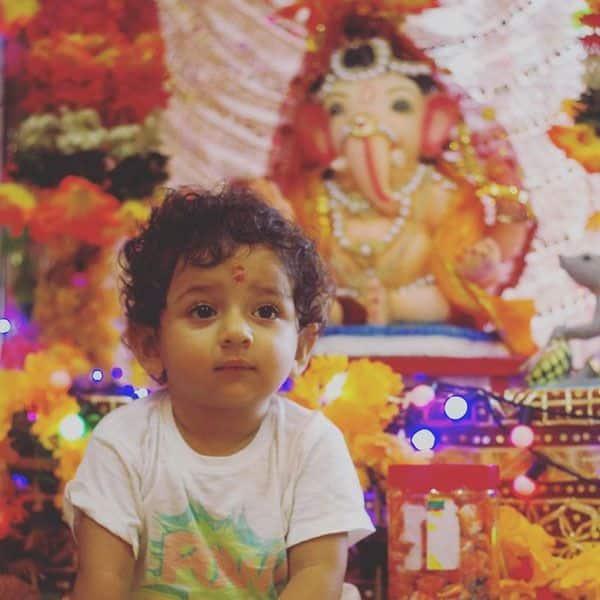 Ganpati Bappa's favourite