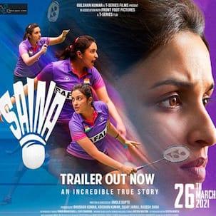 Saina trailer: The Saina Nehwal biopic looks interesting, but the verdict is still out on Parineeti Chopra's performance