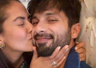 Shahid Kapoor and Mira Rajput give us couple goals with this cute challenge — watch video