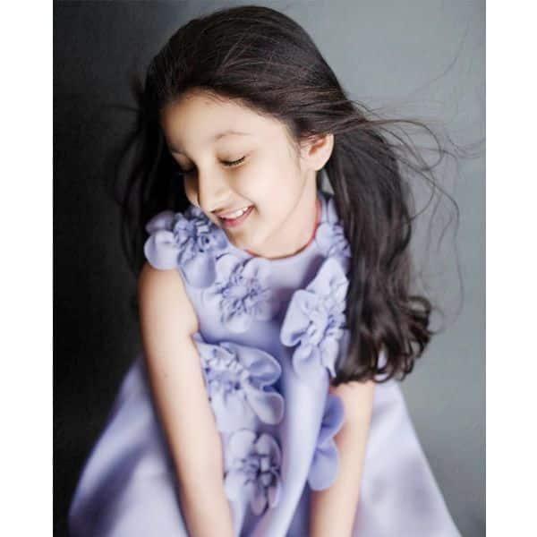 8 साल की है महेश बाबू की बेटी
