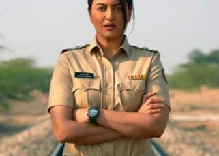 Sonakshi Sinha's FIRST LOOK as a tough-rustic cop in her debut web series is the perfect Women's Day treat