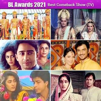 BL Awards 2021: Mahabharat,Ramayan या फिर Pavitra Rishta, किस शो को टीवी पर दोबारा देखकर झूम उठे थे आप