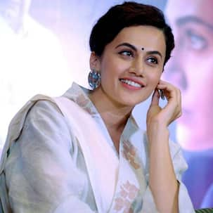 Taapsee Pannu gives a befitting reply to a troll who called her 'sasti maal' – view tweet