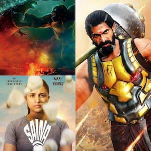 Trending Entertainment News Today: Baahubali 3, Godzilla vs Kong box office, Saina gets a thumbs up