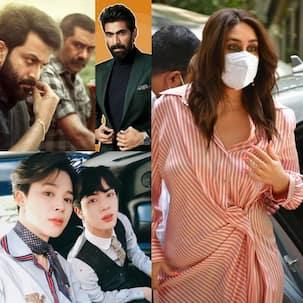 Trending Entertainment News Today: Ayyappanum Koshiyum's Telugu remake, Kareena Kapoor in shock, Jin and Jimin's car karaoke