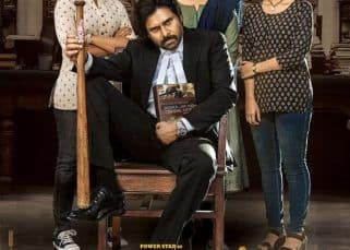 Pawan Kalyan introduces three leading ladies of his upcoming court-room drama Vakeel Saab on Women's Day 2021