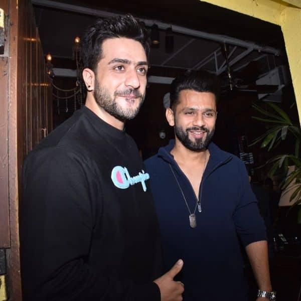 Aly and Rahul