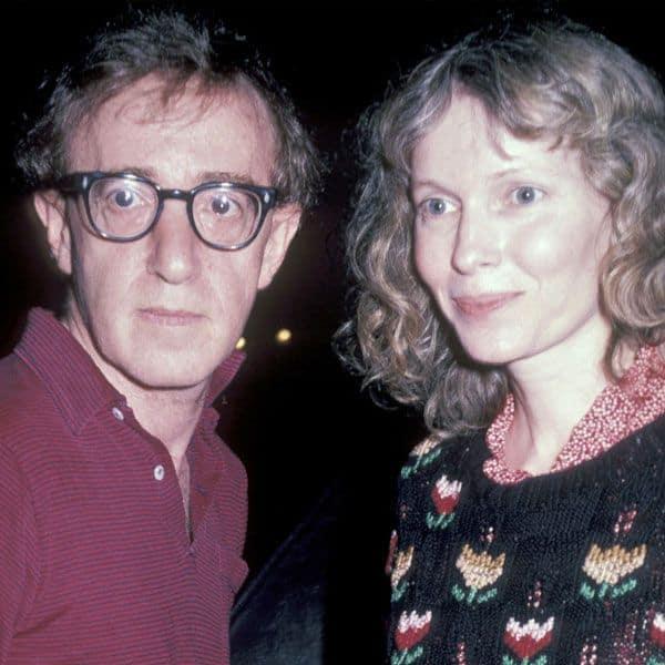 Woody Allen-Mia Farrow