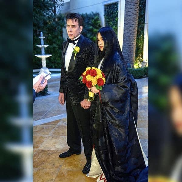 निकोलस केज (Nicolas Cage) ने की है 5वीं बार शादी