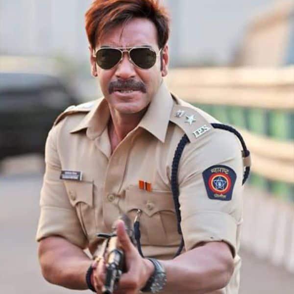 Ajay Devgn in Singham franchise