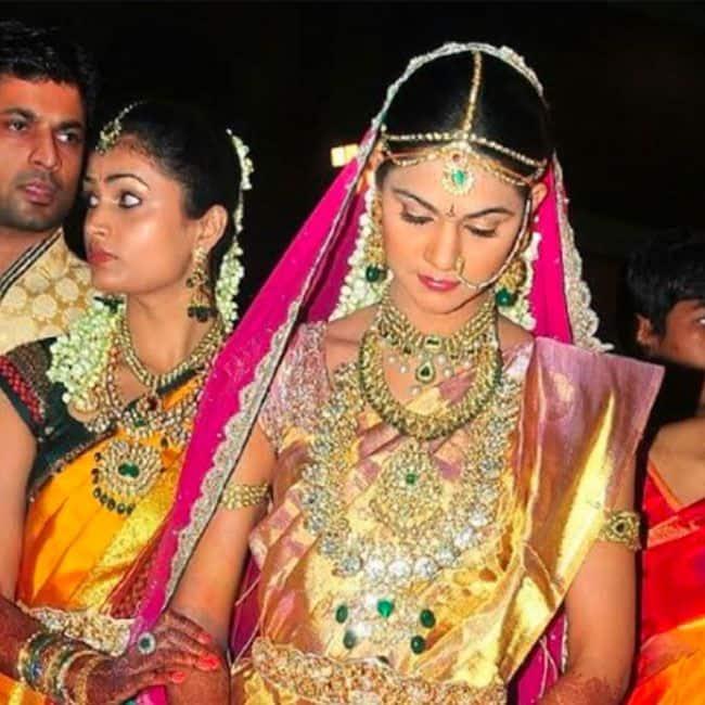Sneha Reddy became Mrs Allu Arjun