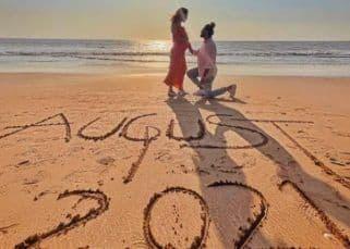 Bigg Boss 9 couple Kishwer Merchant and Suyyash Rai announce pregnancy with the cutest post