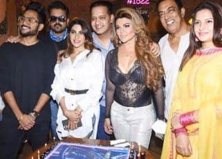 Rakhi Sawant hosts a Bigg Boss party; Nikki Tamboli, Jaan Kumar Sanu, Vikas Gupta and others reunite; winner Rubina Dilaik goes missing