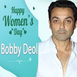 Women's Day 2021: Bobby Deol ने किया अपनी 'वंडर वुमन्स' का शुक्रिया, पत्नी को बताया 'सबसे मजबूत पिल्लर'