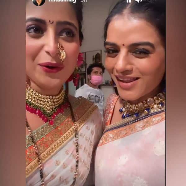 क्या नील भट्ट को चिढ़ा रही हैं ऐश्वर्या शर्मा (Aishwarya Sharma) और मिताली नाग (Mitaali Nag)