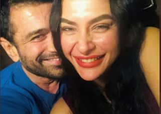 Eijaz Khan posts loved-up pics with Pavitra Punia; fans says, 'Lottery lag gayee hum sab ki'