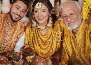 Gauahar Khan pens a heart-wrenching post for late dad, Zafar Ahmed Khan on Women's Day