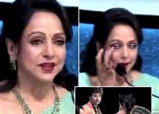 Indian Idol 12 के इस कंटेस्टेंट को हेमा मालनी ने लगाया नजर का काला टीका, देखते रह गए Sawai Bhatt