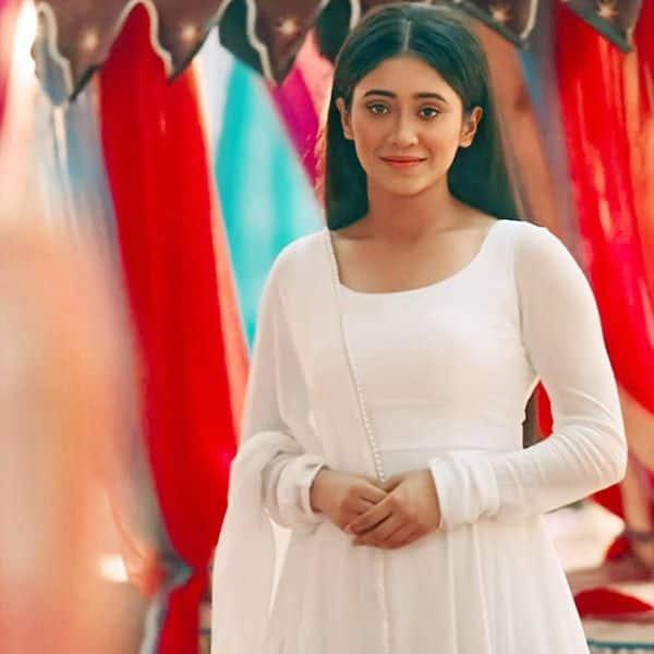 Shivangi as Naira
