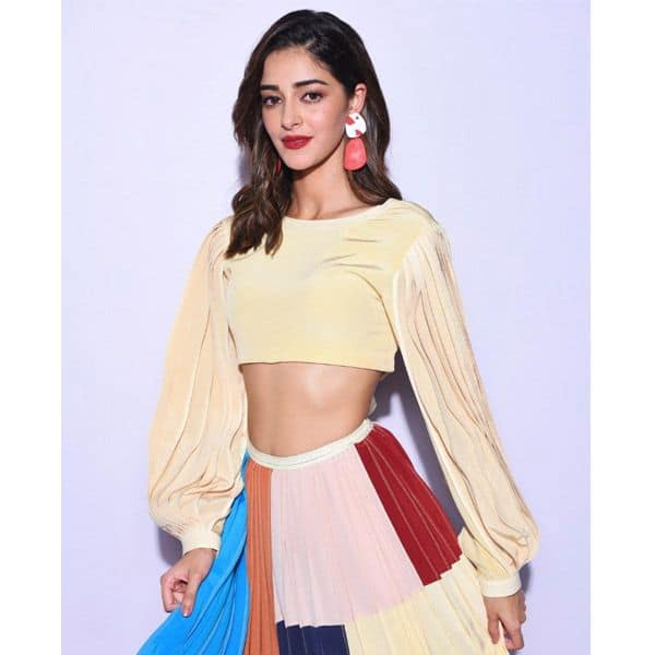 Ananya Panday stole the show with her presence