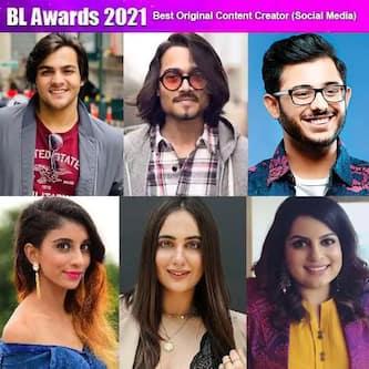 BL Awards 2021 Best Original Content Creator: कैरी मिनाती, भुवन बाम या फिर आशीष चंचलानी, कौन है सबसे बेस्ट ऑरिजनल कंटेंट क्रिएटर?
