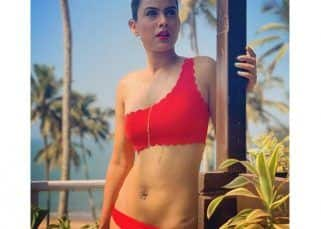 5 times Nia Sharma stunned with her bikini looks