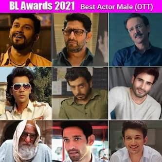 BL Awards 2021 Best Actor (OTT): अमिताभ बच्चन, राजकुमार राव या फिर केके मेनन, बीते साल में ओटीटी पर चला किस स्टार का सिक्का?