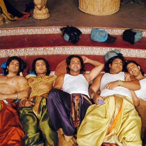 Mahabharat's Pandavas